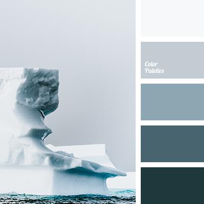 Cold tones