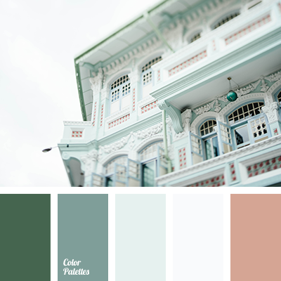 Gray with a hint of green