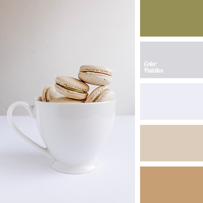 Delicate cream color