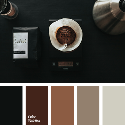 Coffee colour