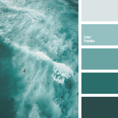 Sea color