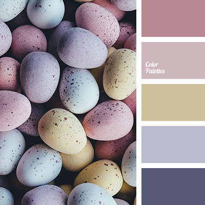 Easter color combination