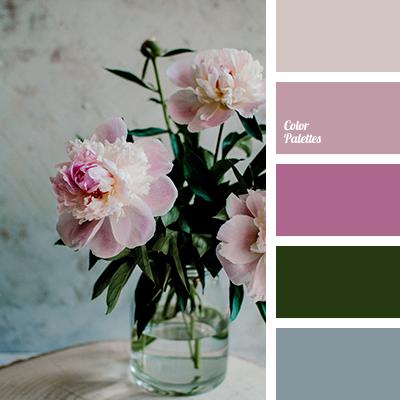 Peony colors