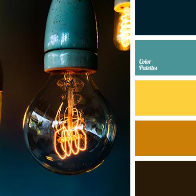 Electricity colors