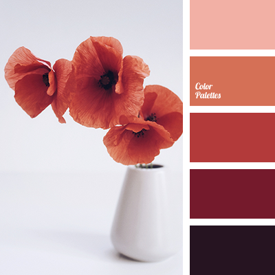 Poppy color
