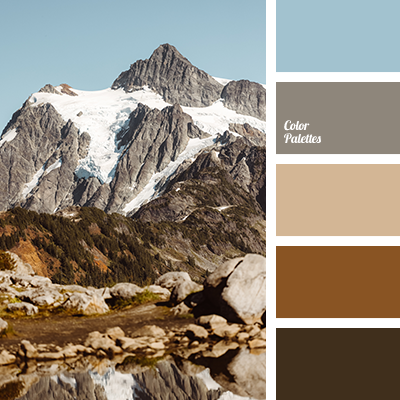 Shades of gray-brown