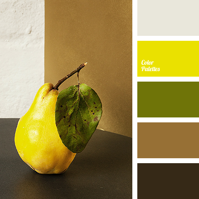 Yellow pear color