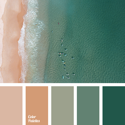 Teal color